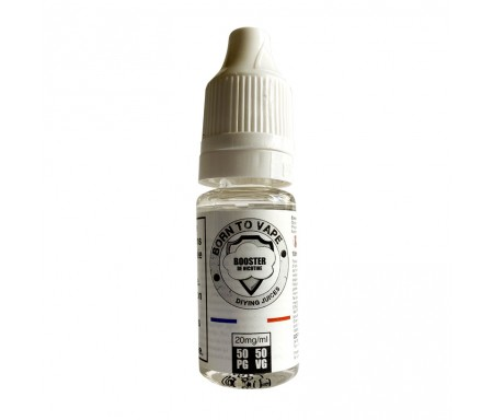 booster pour e-liquide BORN TO VAPE