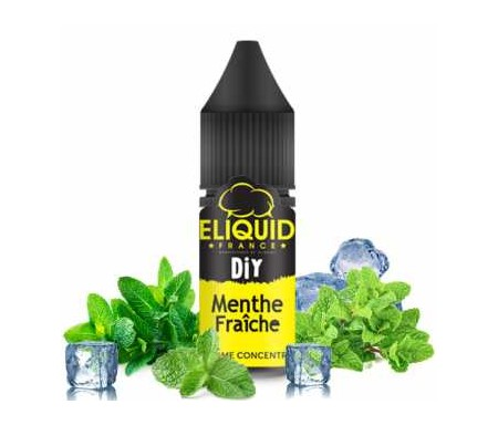 Arome menthe fraiche 10ml eliquid france