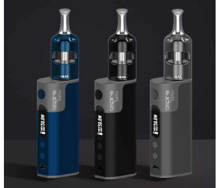 Kit e-cigarette ZELOS 2.0 de ASPIRE
