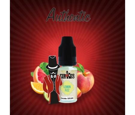 e-liquide lemon fizz 10 ml de la gamme CirKus authentik - Vincent dans les vapes (VDLV)