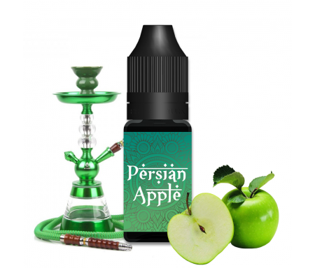 e liquide PERSIAN APPLE 10 ML de FLAVOR HIT chicha pomme