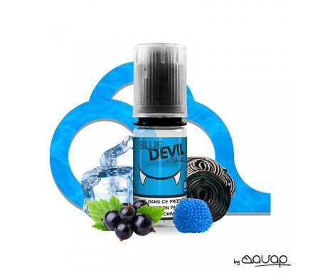 e-liquide BLUE DEVIL 10 ml de AVAP