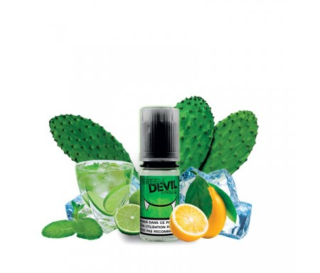 e-liquide GREEN DEVIL 10 ml de AVAP
