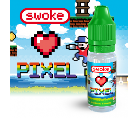 PIXEL 10 ml - SWOKE e-liquide