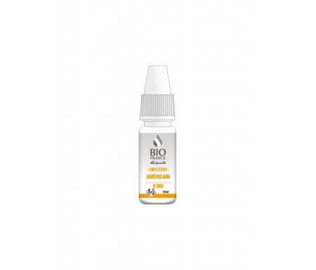 Américain 10 ml - Bio France liquide e-cigarette
