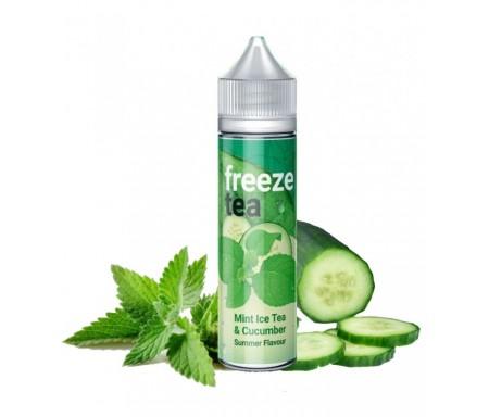 Mint Ice Tea & Cucumber 50ml Freeze Tea - Made In Vape