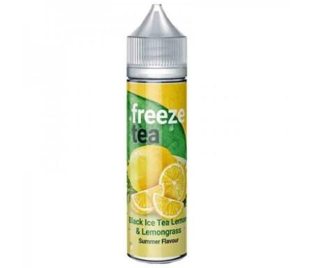 Black Ice Tea Lemon & Lemongrass 50ml Freeze Tea - Made In Vape