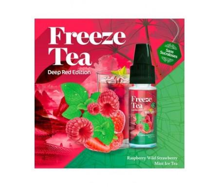 Raspberry Mint & Wild Strawberry 10ml Freeze Tea - Made In Vape