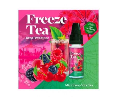 Cherry's Ice Tea 10ml Freeze Tea - Made In Vape