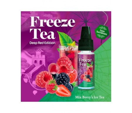 Berry's Ice Tea 10ml Freeze Tea - Made In Vape