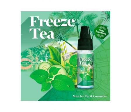 Mint Ice Tea & Cucumber 10ml Freeze Tea - Made In Vape