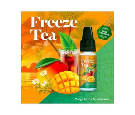 Mango Ice Tea & Chamomile 10ml Freeze Tea - Made In Vape