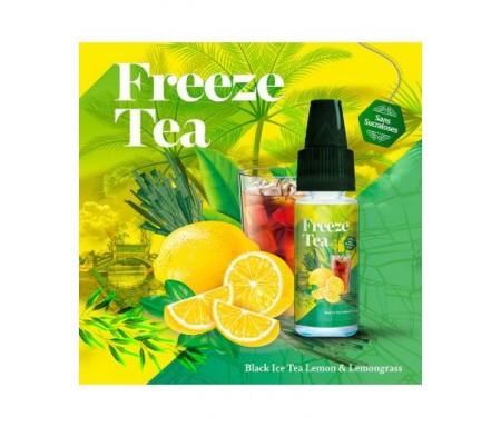 Black Ice Tea Lemon & Lemongrass 10ml Freeze Tea - Made In Vape