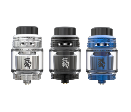 Atomiseur reconstructible SOLOMON 3 RTA 24 mm - KAEES - COULEURS