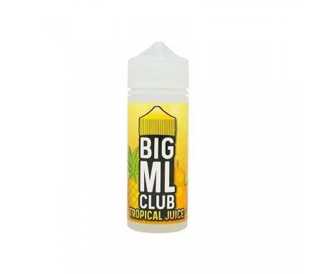 e-liquide TROPICAL JUICE 100 ml - Big ml pas cher