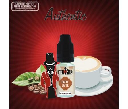 e-liquide café latte 10 ml de la gamme CirKus - Vincent dans les vapes (VDLV)
