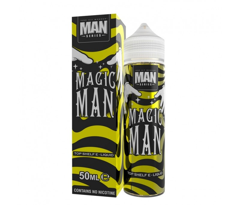 E-liquide MAGIC MAN 50 ml