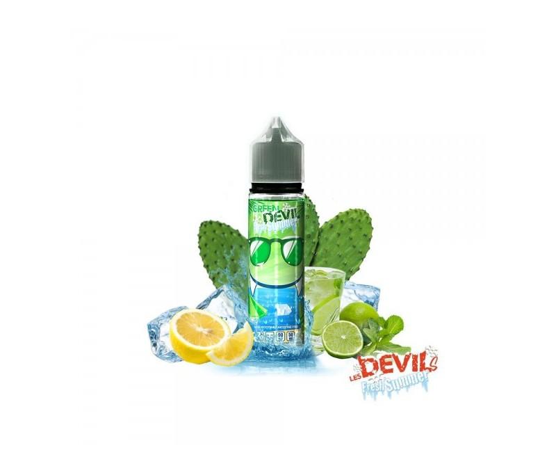 e-liquide GREEN DEVIL Fresh Summer 50 ml de la marque AVAP.