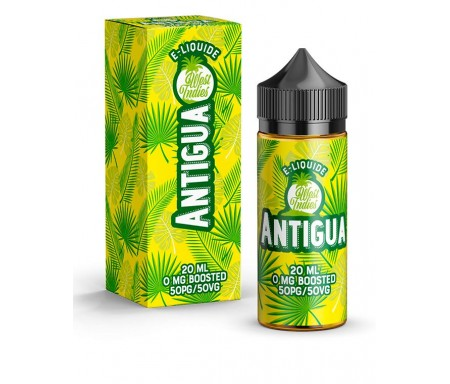 E-liquide ANTIGA 20 ml - WEST INDIES