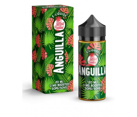 E-liquide ANGUILLA 20 ml - WEST INDIES