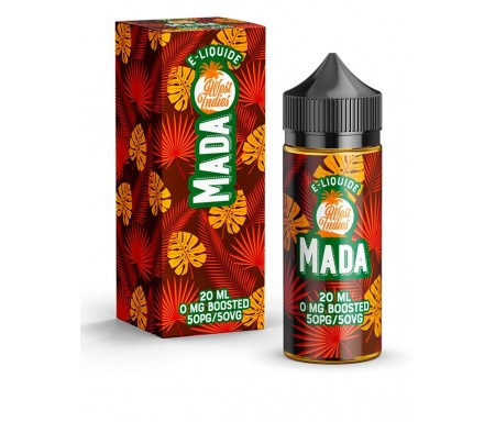 E-liquide MADA 20 ml - WEST INDIES
