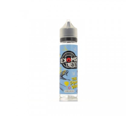 E-liquide THE PUNK VIPER 50 ml - EKOMS