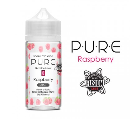e-liquide RASPBERRY 50 ml - PURE