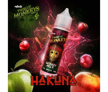 Hakuna 50 ml - Twelve Monkeys