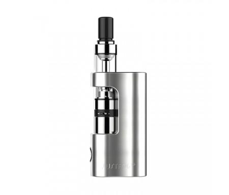 Kit Q14 900 mAh - Justfog acier