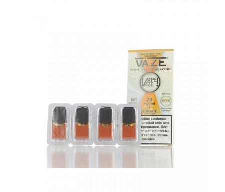 Cartouches ILE FLOTTANTE - Pour pod VAZE - 0.75 ml X 4