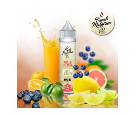 E-liquide Perle de Java 50 ml - Bio France