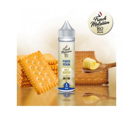 E-liquide PARIS PEKIN 50 ml - Bio France