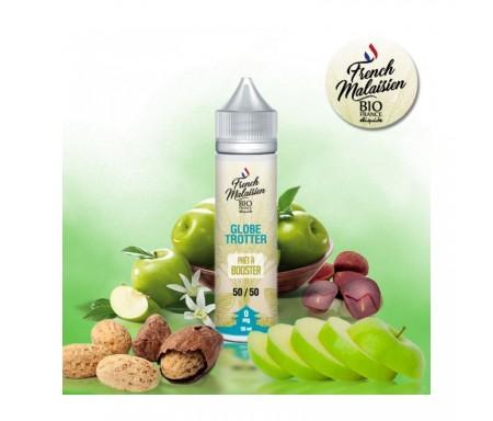 E-liquide Globe Trotter 50 ml - Bio France