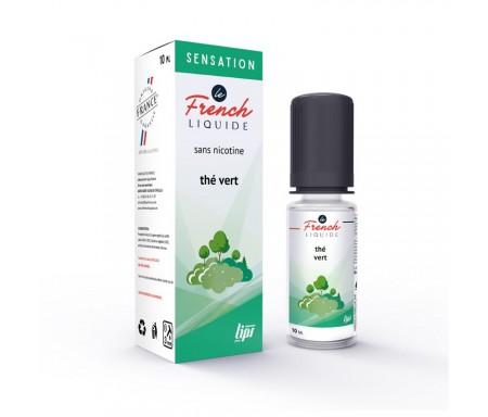 Thé Vert 10 ml - Le French Liquide