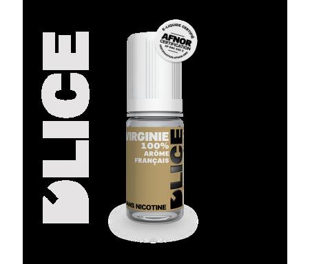 E-liquide classique blond Virginie par Dlice