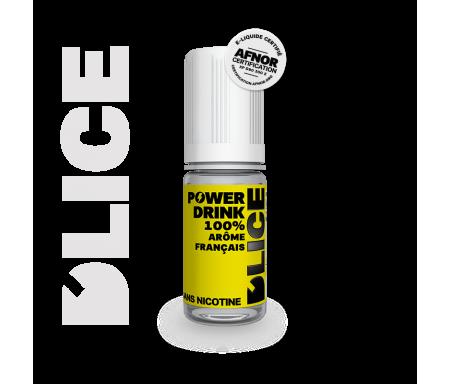 liquide Dlice power drink pour vapoteuse