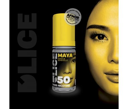 Dlice D50 : Maya saveur mangue à vaper