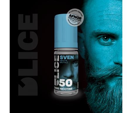 Sven D50 Dlice e-liquide menthe ultra forte