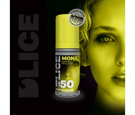 Recharge cigarette électronique Mona gamme D50 par Dlice