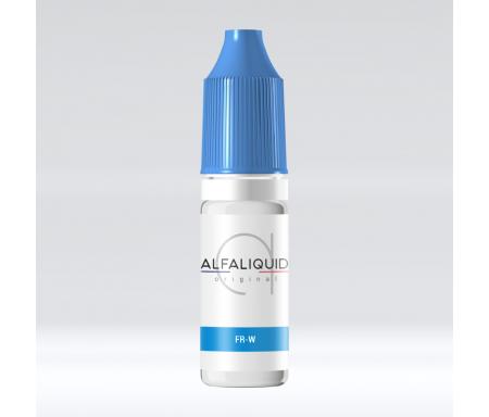 Saveur de classique blond pour cigarette électronique FRW alfaliquid