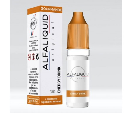 eliquide energy drink par alfaliquid