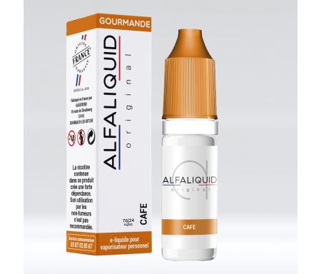 eliquide café cigarette électronique alfaliquid