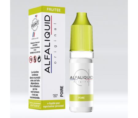 eliquide saveur poire alfaliquid