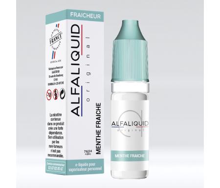 Menthe Fraîche 10 ml - Alfaliquid