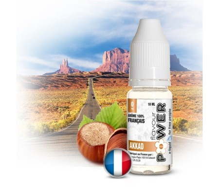 e-liquide AKKAD Flavour Power classique gourmand