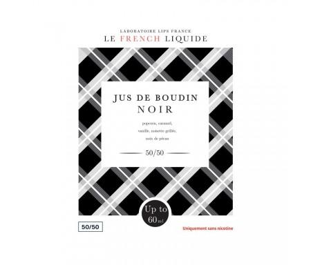 Jus de Boudin Noir 50 ml - Le French Liquide