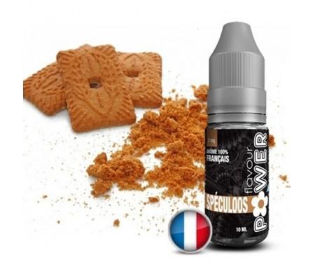 e-liquide goût biscuit speculoos pour cigarette électronique