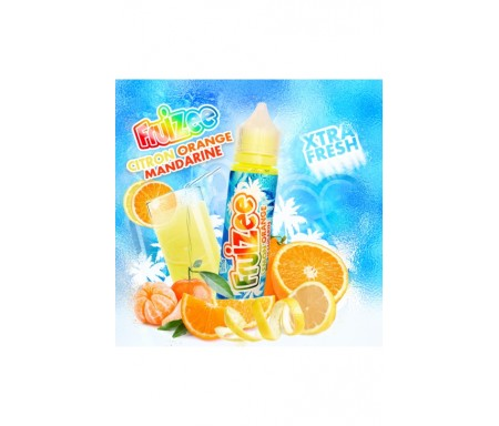 Citron Orange Mandarine - Fruizee 50ML