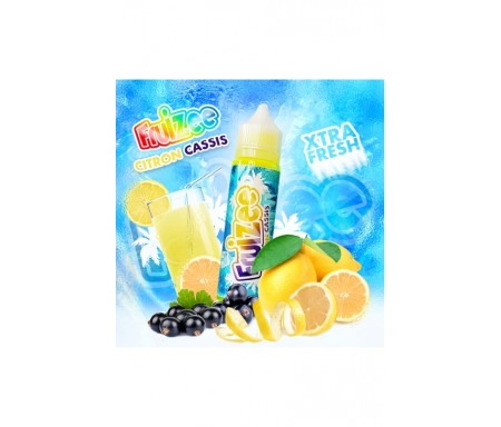 Citron Cassis - Fruizee 50ML