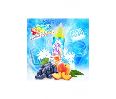 Purple Beach - Fruizee 50ML